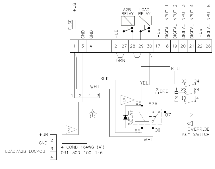 4 20ma wiring diagram