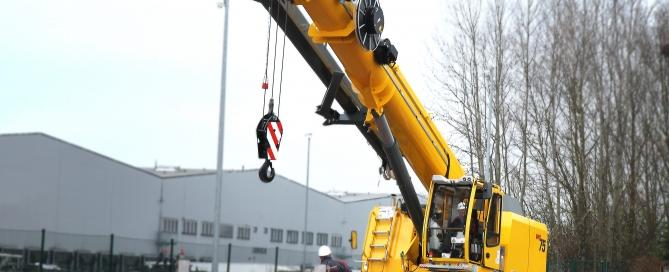 Mobile Crane Inspector Certification : Crane