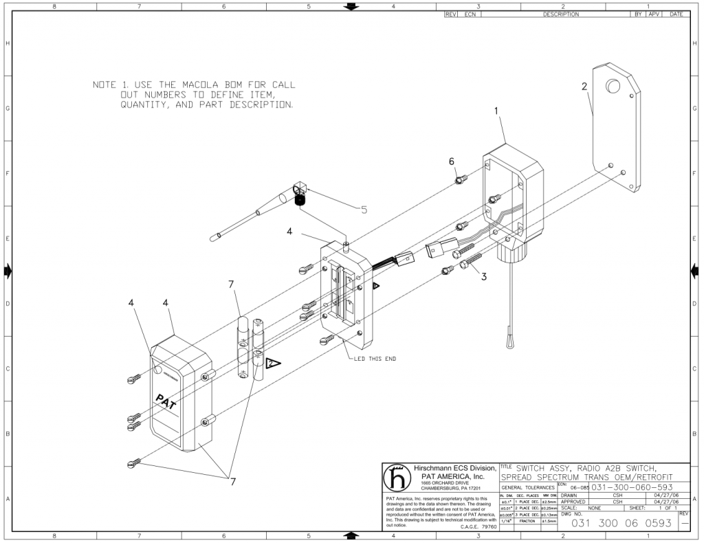 Pat B3 Anti Two Block Replacement Click Here Crane Schematic